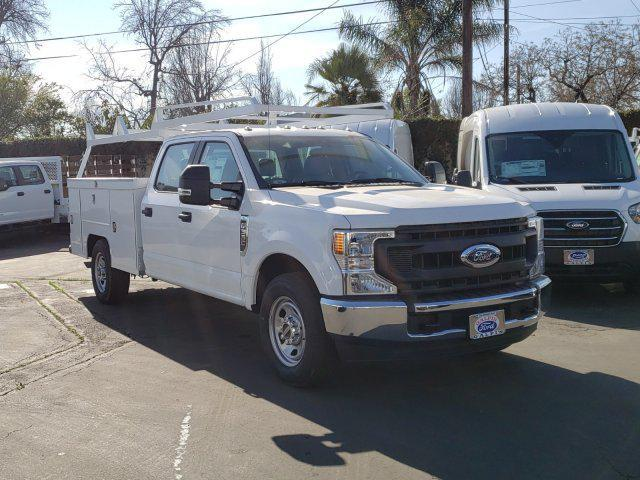 2020 F-350 Crew Cab 4x2, Scelzi Service Body #E201731 - photo 1