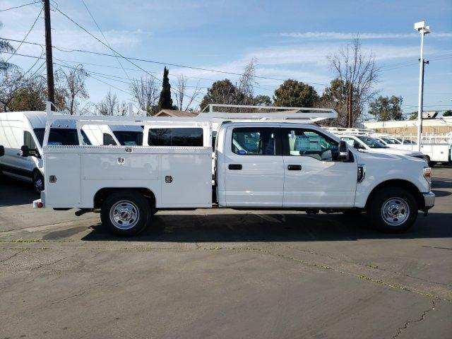2020 Ford F-350 Crew Cab 4x2, Scelzi Service Body #E201731 - photo 1