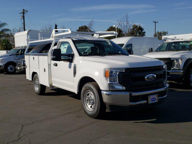 2020 F-250 Regular Cab 4x2, Harbor Service Body #E202020 - photo 1