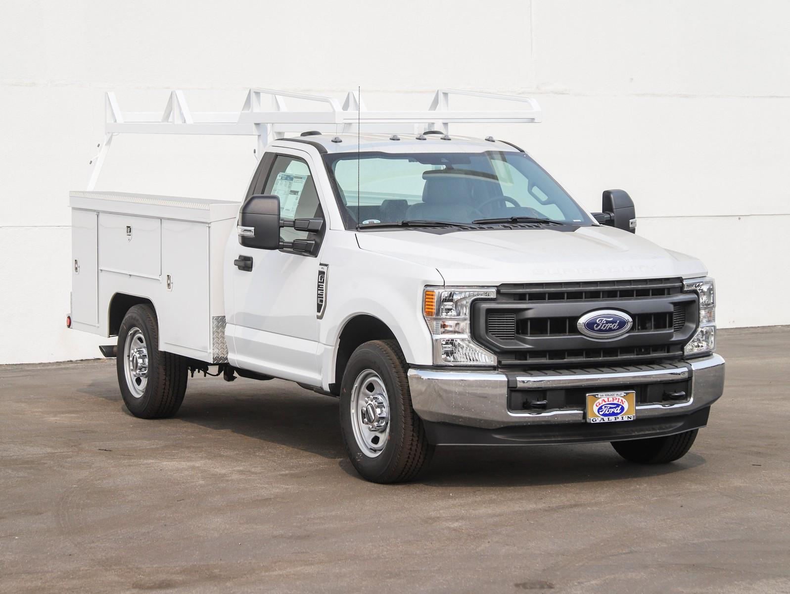 2020 Ford F-350 Regular Cab 4x2, Scelzi Crown Service Body #E204753 - photo 1