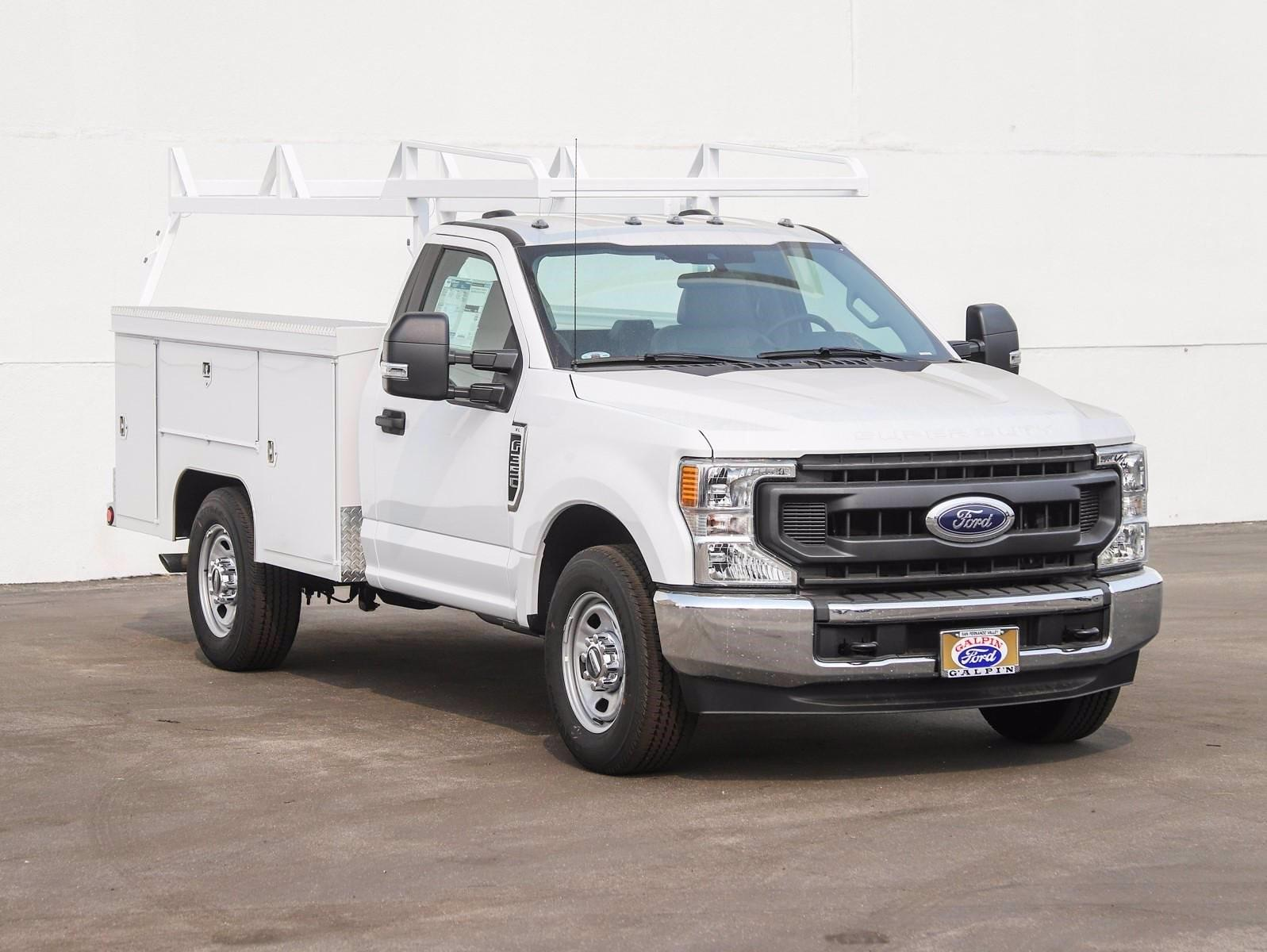 2020 Ford F-350 Regular Cab 4x2, Scelzi Service Body #E204753 - photo 1