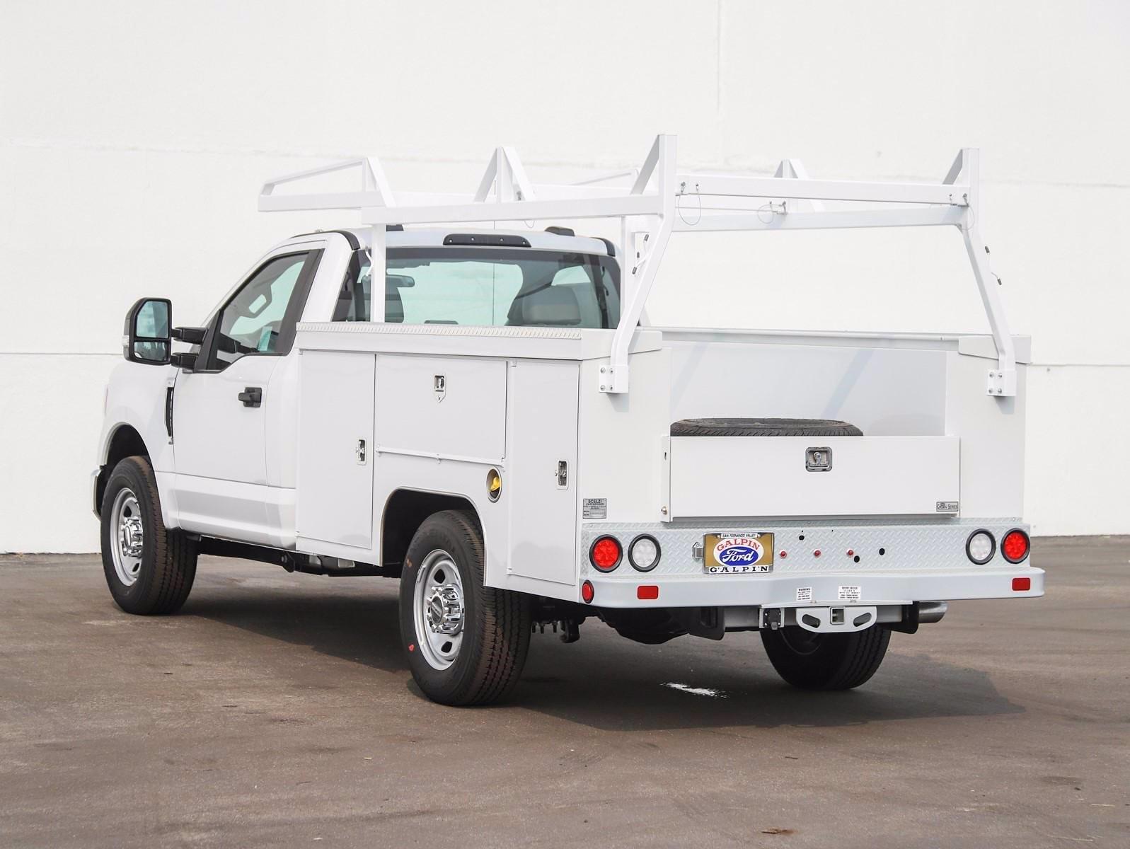 2020 Ford F-350 Regular Cab 4x2, Scelzi Service Body #E204753 - photo 1