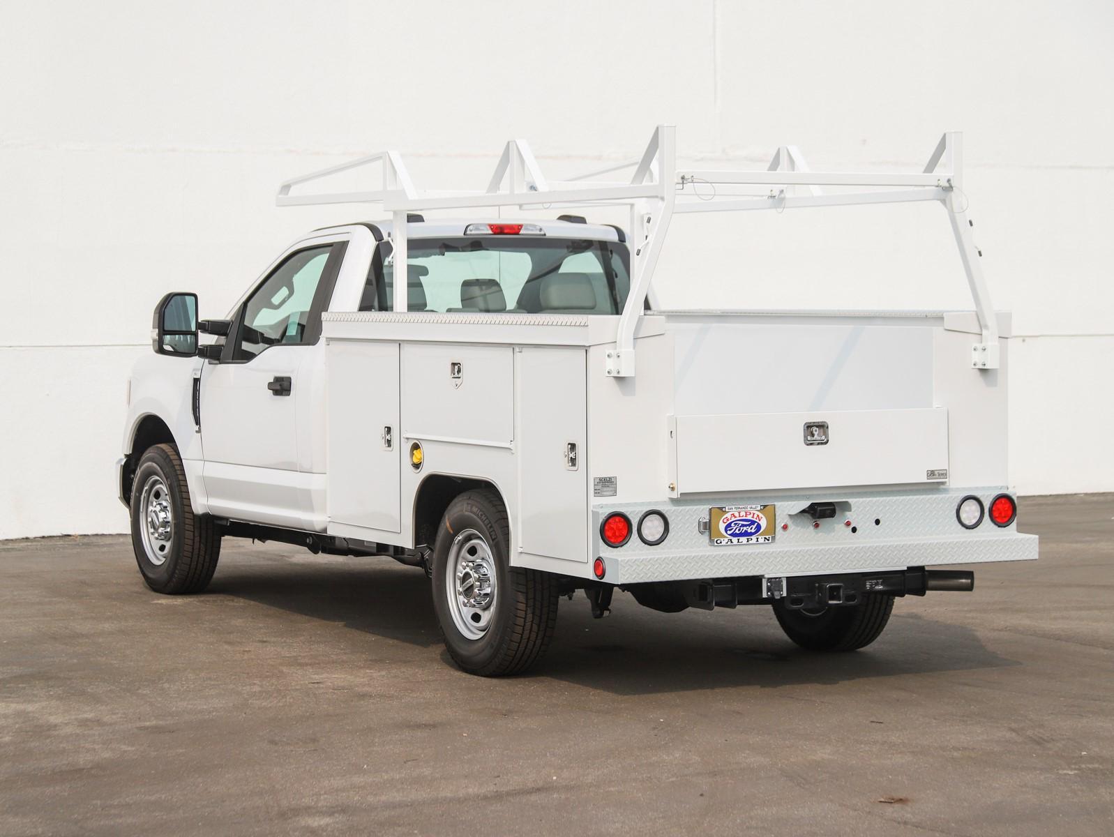 2020 Ford F-250 Regular Cab 4x2, Scelzi Service Body #E204938 - photo 1