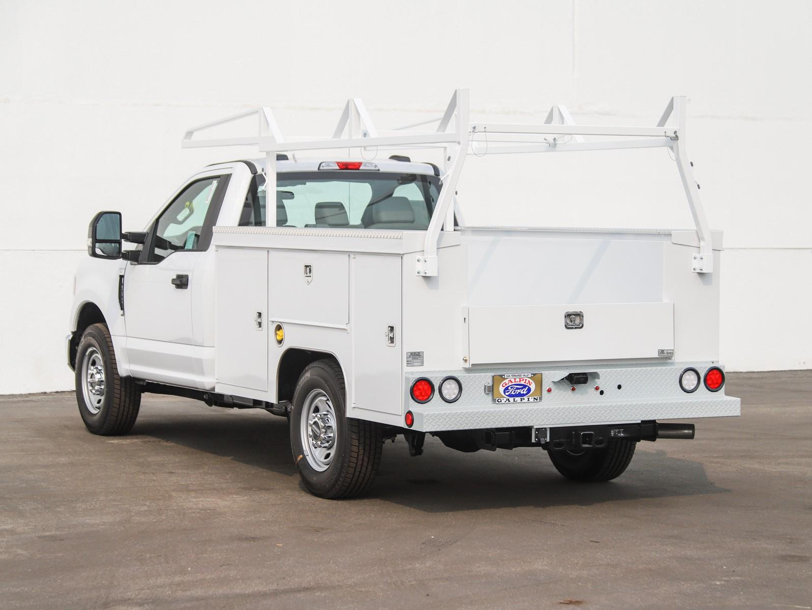 2020 Ford F-250 Regular Cab 4x2, Scelzi Service Body #E204939 - photo 1