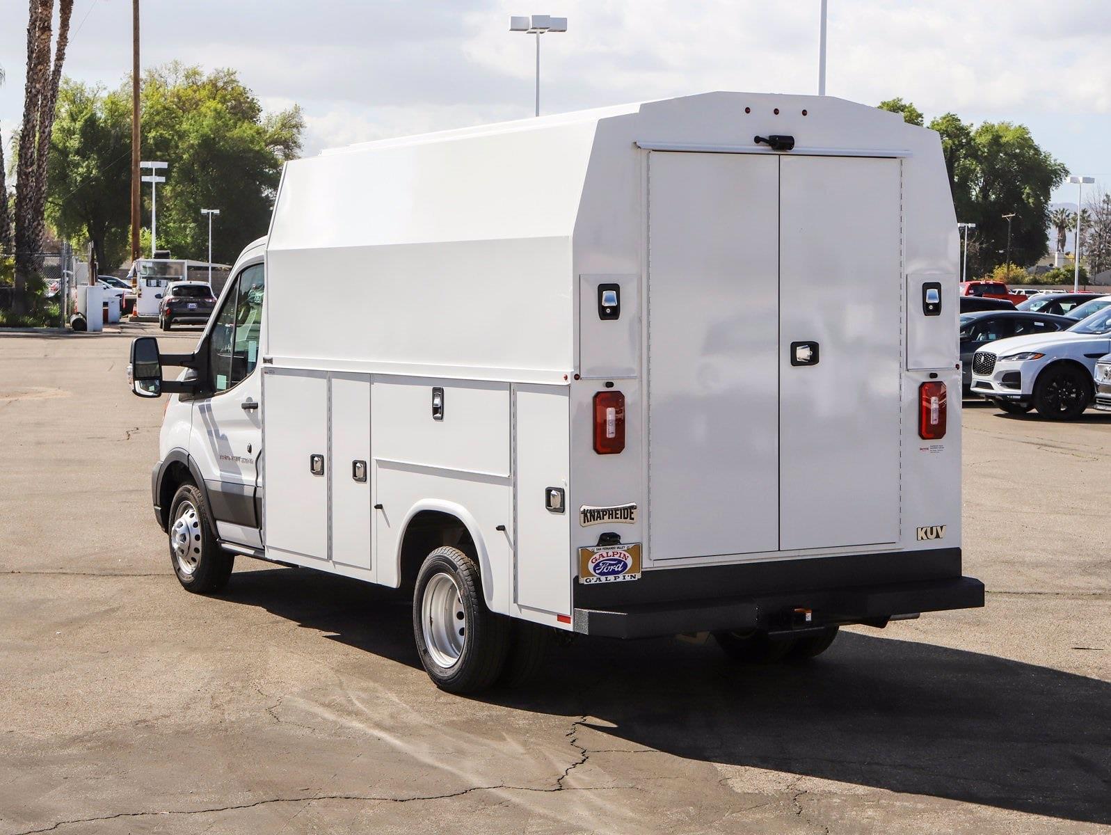 2020 Ford Transit 350 HD DRW 4x2, Knapheide Service Utility Van #E206325 - photo 1