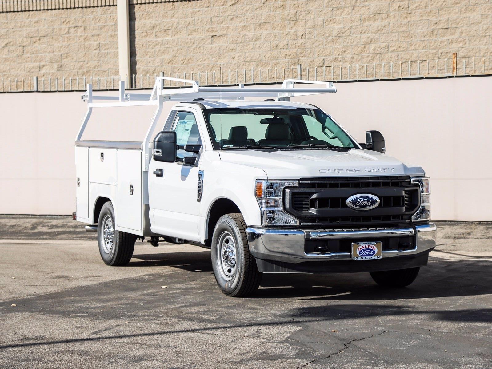 2020 Ford F-250 Regular Cab 4x2, Harbor Service Body #E206329 - photo 1