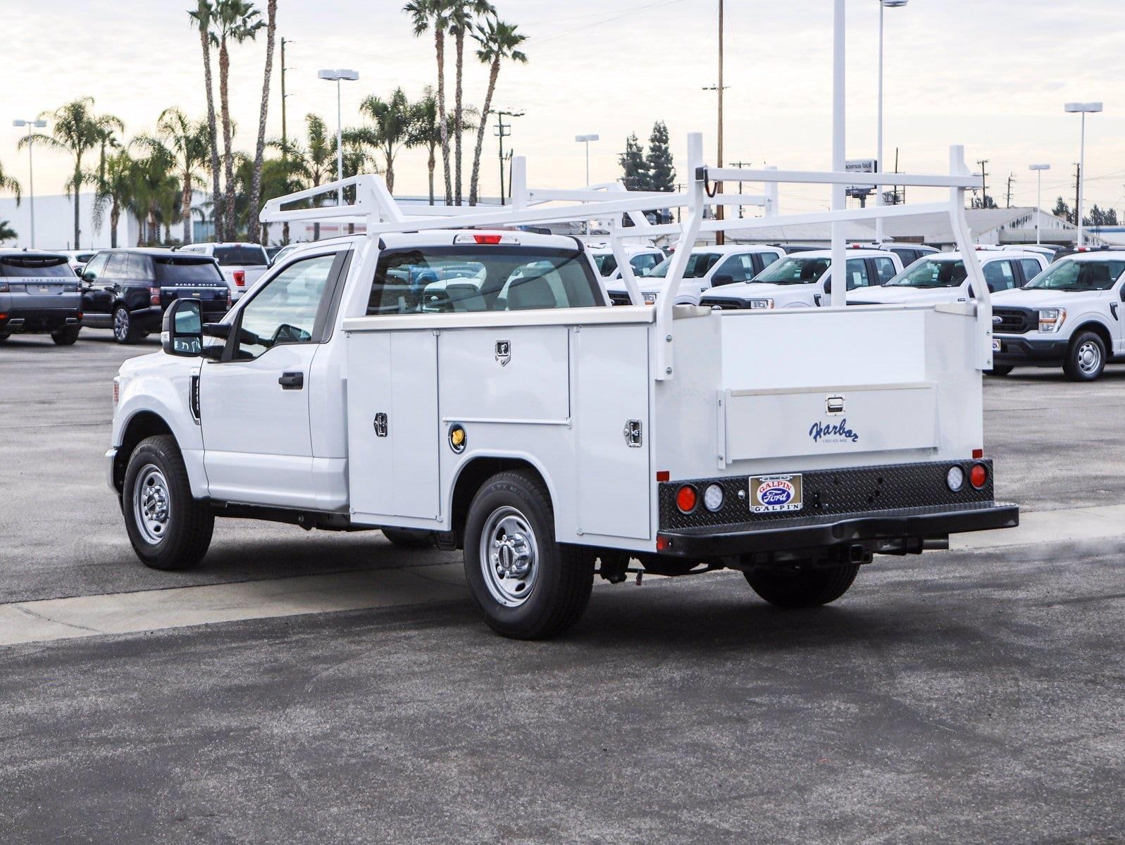 2020 Ford F-250 Regular Cab 4x2, Harbor Service Body #E206330 - photo 1