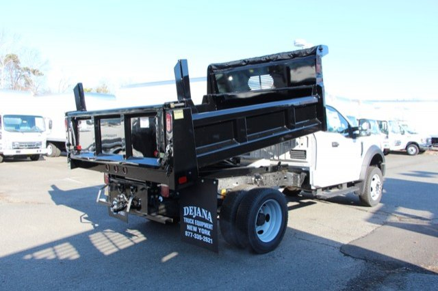 2020 Ford F-550 Regular Cab DRW 4x4, Rugby Dump Body #200645 - photo 1