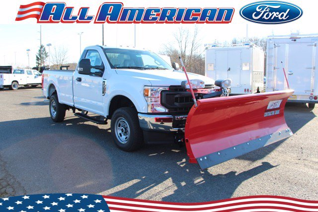 2020 Ford F-250 Regular Cab 4x4, Western Pickup #202139 - photo 1