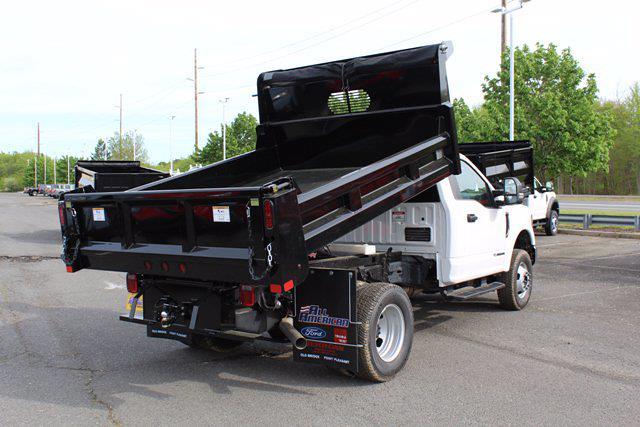 2020 Ford F-350 Regular Cab DRW 4x4, Rugby Dump Body #202262 - photo 1