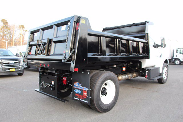 2021 Ford F-750 Regular Cab DRW 4x2, Rugby Dump Body #210052 - photo 1