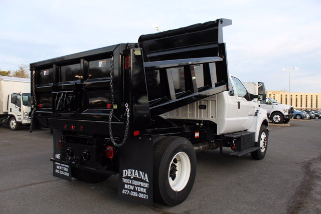 2021 Ford F-750 Super Cab DRW 4x2, Rugby Dump Body #210083 - photo 1