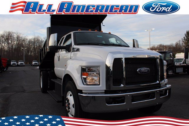 2021 Ford F-750 Super Cab DRW 4x2, Rugby Dump Body #210086 - photo 1