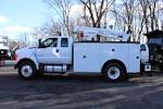 2021 Ford Open Service Utility 11 FT Crane Super Cab F750 #211111 - photo 15