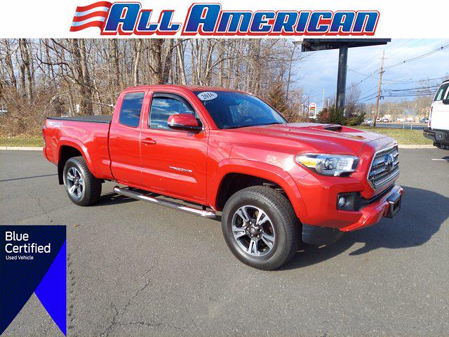 2016 Toyota Tacoma Extra Cab 4x4, Pickup #US2495 - photo 1