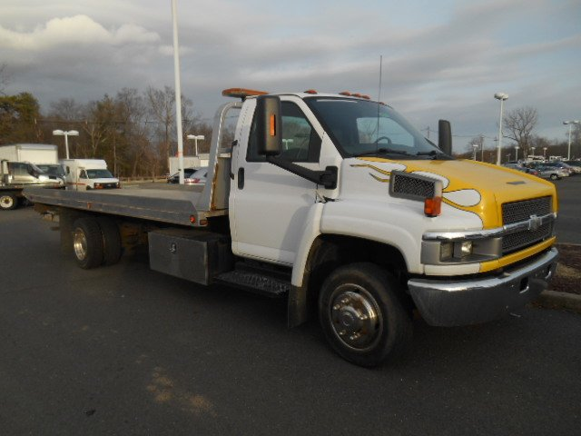 2009 Chevrolet C5500 4x2, Jerr-Dan Rollback Body #US767 - photo 1