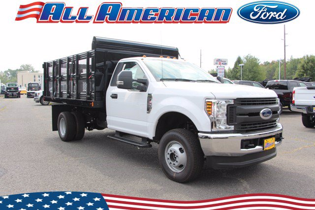 2019 Ford F-350 Regular Cab DRW 4x4, Rugby Landscape Dump #19PT2340 - photo 1