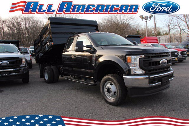 2020 Ford F-350 Super Cab DRW 4x4, Rugby Landscape Dump #20PT2030 - photo 1