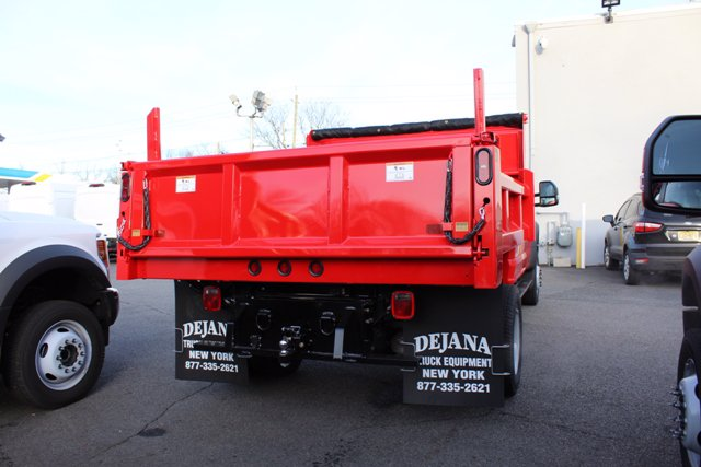 2020 Ford F-550 Super Cab DRW 4x4, Rugby Dump Body #20PT2031 - photo 1