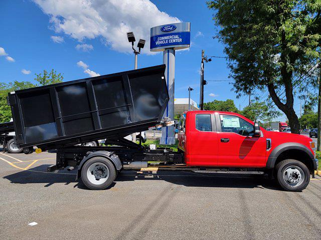 2021 Ford F-550 Super Cab DRW 4x4, Switch N Go Hooklift Body #21PT961 - photo 1
