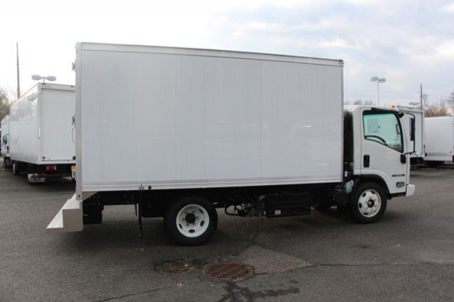 2019 Isuzu NPR-XD Regular Cab 4x2, M H EBY Dry Freight #1902 - photo 1