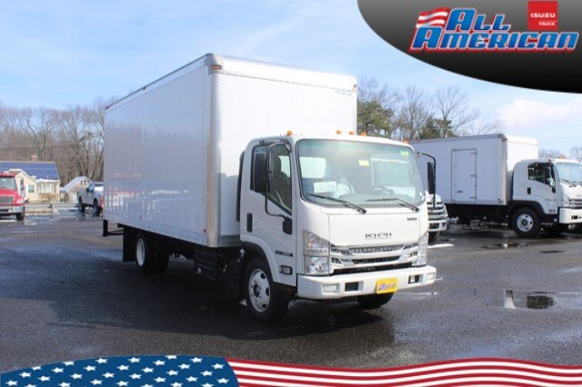 2019 Isuzu NRR Regular Cab FWD, Dejana Dry Freight #1919 - photo 1