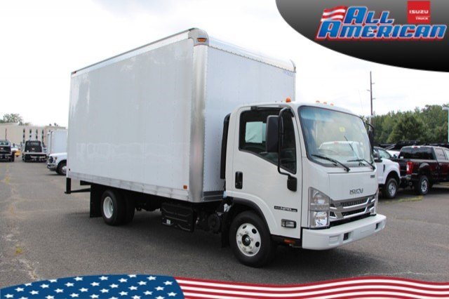 2019 Isuzu NPR-HD Regular Cab FWD, Dejana Dry Freight #1932 - photo 1