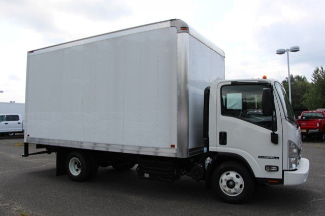 2019 Isuzu Dry Freight Box NPR 16 FT Dura-Box Pro Body #1932 - photo 3