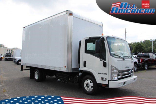 2019 Isuzu NPR-HD Regular Cab 4x2, Dejana Dry Freight #1936 - photo 1