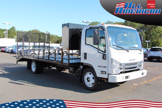 2019 Isuzu NPR-HD Regular Cab 4x2, Dovetail Landscape #1965 - photo 1
