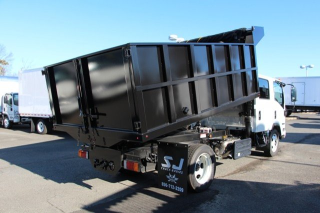 2020 Isuzu Landscape Dump Isuzu 12 FT Steel Landscape Body #2003 - photo 1