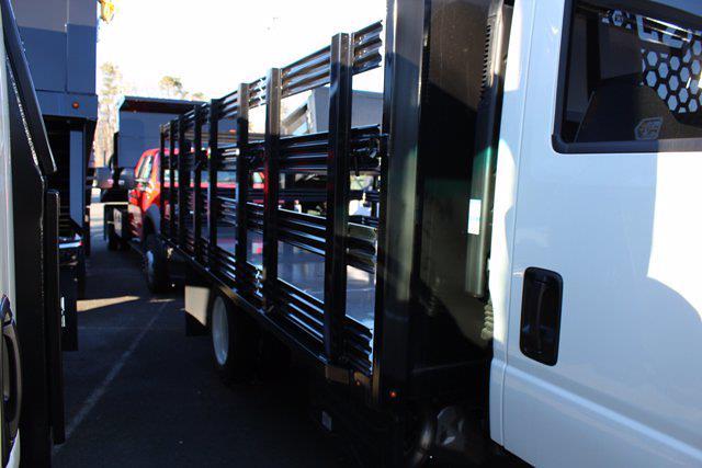 2020 Isuzu Rack Truck Isuzu NQR 16FT Steel Platform Body #2004 - photo 6