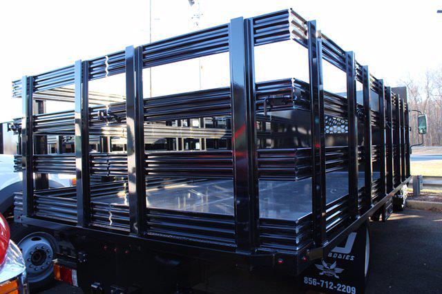 2020 Isuzu Rack Truck Isuzu NQR 16FT Steel Platform Body #2004 - photo 1
