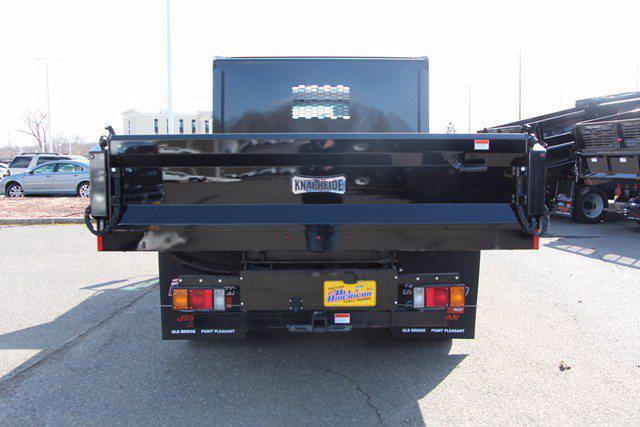 2020 Isuzu Dump Truck NPR 11FT Dump w/ 12 Drop Side #2006 - photo 6