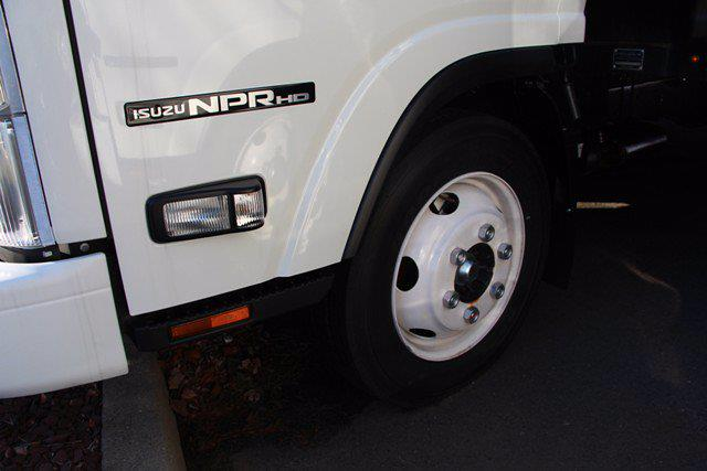 2020 Isuzu Rack Truck Isuzu NPR 16FT Steel Platform Body #2029 - photo 3