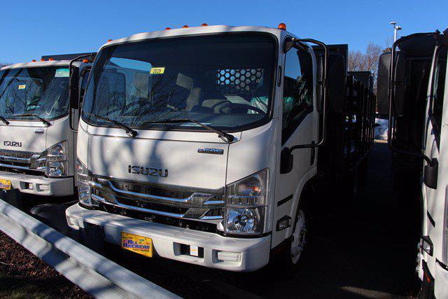 2020 Isuzu Rack Truck Isuzu NPR 16FT Steel Platform Body #2029 - photo 7