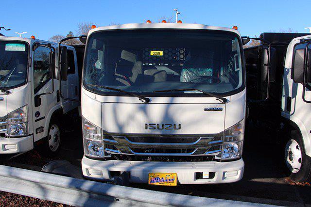 2020 Isuzu Rack Truck Isuzu NPR 16FT Steel Platform Body #2029 - photo 8