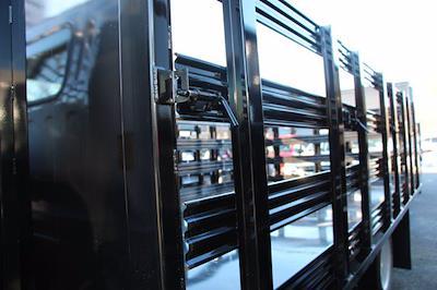 2020 Isuzu Rack Truck Isuzu NPR 16FT Steel Platform Body #2029 - photo 2