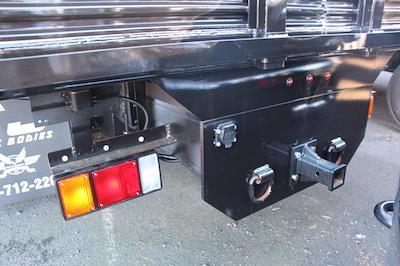 2020 Isuzu Rack Truck Isuzu NPR 16FT Steel Platform Body #2029 - photo 6