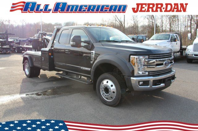 2019 Ford F-550 Super Cab DRW RWD, Jerr-Dan Wrecker Body #19J216 - photo 1