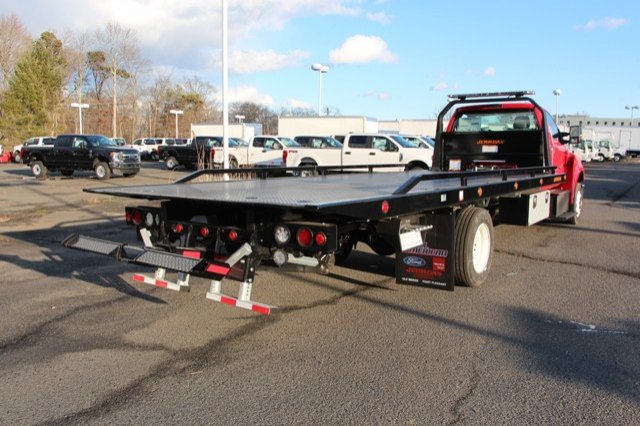 2019 Ford F-650 Regular Cab DRW 4x2, Jerr-Dan Rollback Body #19J221 - photo 1