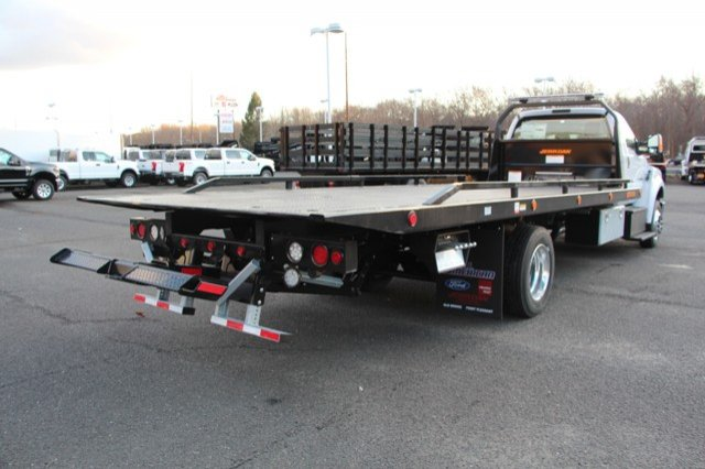 2019 Ford F-650 Regular Cab DRW 4x2, Jerr-Dan Rollback Body #19J222 - photo 1
