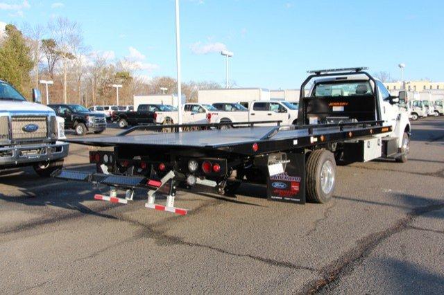 2019 Ford F-650 Regular Cab DRW 4x2, Jerr-Dan Rollback Body #19J223 - photo 1