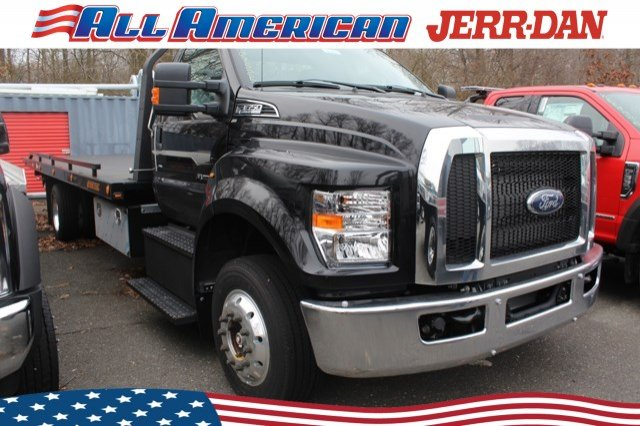 2019 Ford F-650 Regular Cab DRW 4x2, Jerr-Dan Rollback Body #19J224 - photo 1