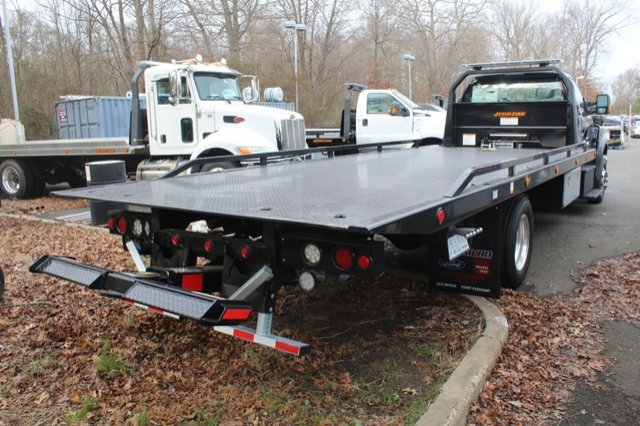 2019 Ford F-650 Regular Cab DRW 4x2, Jerr-Dan Rollback Body #19J225 - photo 1