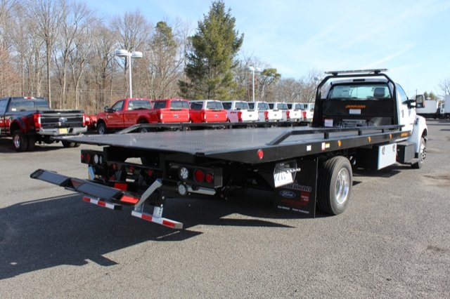 2019 Ford F-650 Regular Cab DRW 4x2, Jerr-Dan Rollback Body #19J226 - photo 1