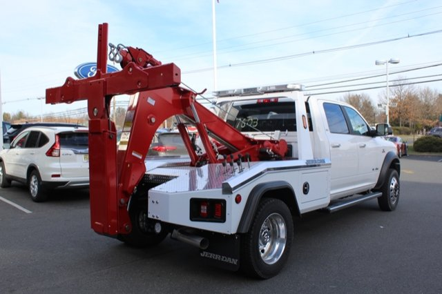 2019 Ram 5500 Crew Cab DRW 4x4, Jerr-Dan Wrecker Body #19J231 - photo 1