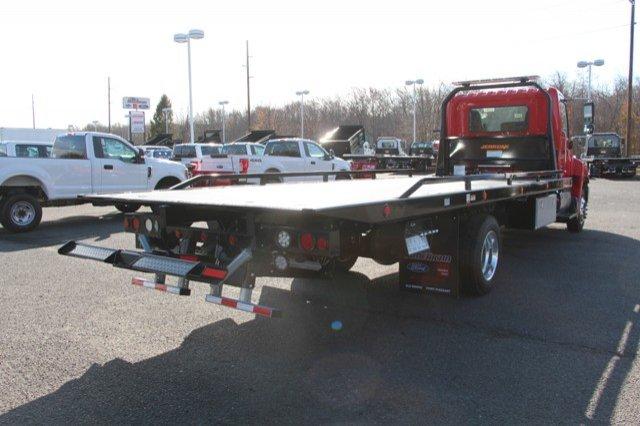 2020 Hino Truck Single Cab, Jerr-Dan Rollback Body #20J012 - photo 1