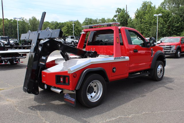 2020 Ford F-450 Regular Cab DRW 4x4, Jerr-Dan Wrecker Body #20J077 - photo 1