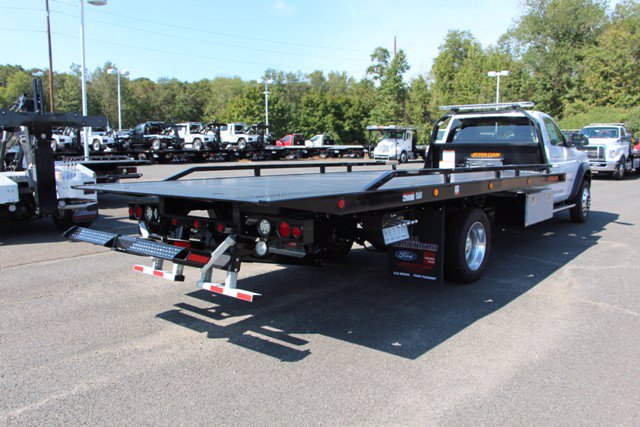 2020 Ram 5500 Regular Cab DRW 4x4, Jerr-Dan Rollback Body #20J095 - photo 1